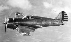 Curtiss P-36 as flown by the 15th Pursuit Group