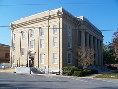 Washington County Courthouse in Chipley