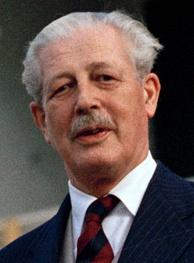 Harold Macmillan is closely associated with the post-war settlement