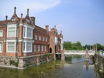 Helmingham Hall, Tollemache's family home