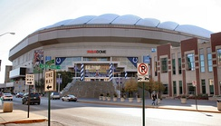 The Indianapolis Colts played in the RCA Dome from 1984 until 2007.