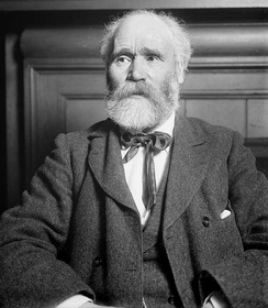 Keir Hardie worked with the Pankhursts on a variety of political issues and later became a very close friend of Sylvia's.