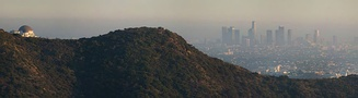 The pollution in Los Angeles is very evident, prompting calls for pollution prevention strategies.