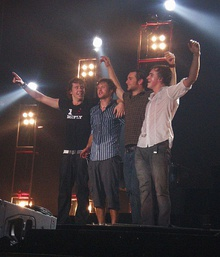 McFly in 2007