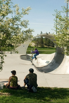 The Fullpipe at Shaw Millennium Park