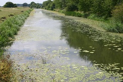 The Royal Military Canal near Rye