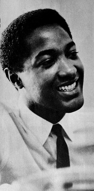 "Sam Cooke is acknowledged as one of soul music's ""forefathers""."