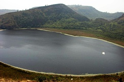 Lake Bambili, North West Cameroon