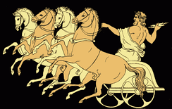 The Chariot of Zeus by Alfred Church.