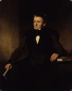 Thomas de Quincey by Sir John Watson-Gordon.