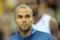 Tony Parker – MVP of the FIBA EuroBasket 2013
