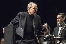 Ennio Morricone (2015) in the Festhalle Frankfurt