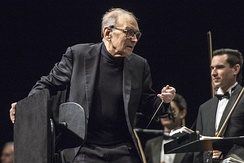 Morricone in the Festhalle Frankfurt in 2015