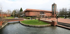 Mark O. Hatfield Library at Willamette University