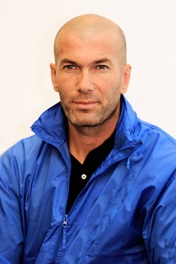 Zinedine Zidane was named the best European footballer of the past 50 years in a 2004 UEFA poll.[401]