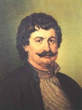 Rigas Feraios, intellectual and forerunner of the Greek War of Independence