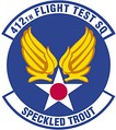 The 412 Flight Test Squadron