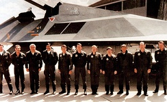 4450th Tactical Group - F-117 Test Pilots