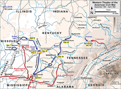 From Belmont (November 1861) to Shiloh (April 1862)