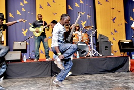 Alick Macheso performing in 2012
