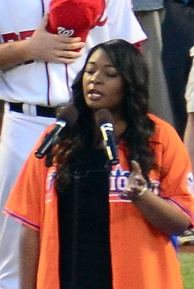 Candice Glover, season twelve winner