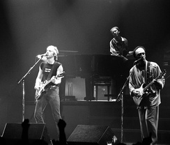 Dire Straits had the best-selling album of the 1980s in the UK with Brothers in Arms.