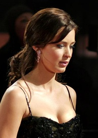 Blunt at the 60th British Academy Film Awards in 2007