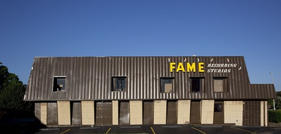 FAME Recording Studios in Muscle Shoals (photograph by Carol M. Highsmith)