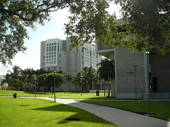 Florida International University has the largest enrollment of any university in South Florida, and is one of the state's primary research universities.