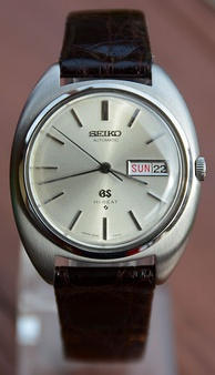 A Grand Seiko Automatic watch