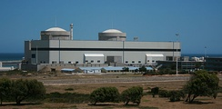 The Koeberg Nuclear Power Station, South Africa