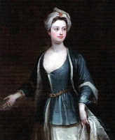 Lady Dorothy Townshend (Walpole) (1686–1726), second wife of Charles, painted by Charles Jervas