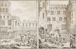 Massacre at the Abbey of Saint‑Germain‑des‑Prés (2 September 1792)