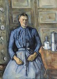 Woman with a Coffeepot Oil on canvasc. 1895Musée d'Orsay.[57]