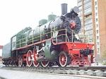 Пассажирский паровоз Су 213 — 89