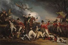 The Death of General Mercer at the Battle of Princeton, January 3, 1777 (event 1777, c. 1787–c. 1831)