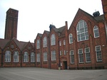 Small Heath Lower School (a former Birmingham board school)