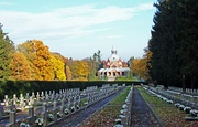 Central Cemetery - third largest cemetery in Europe