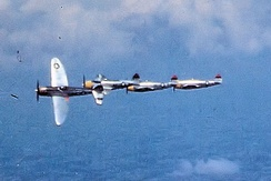 362d Fighter Group - P-47 Thunderbolts 1945