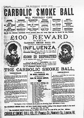 The Carbolic Smoke Ball offer