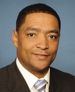 Cedric Richmond, who was elected as the U.S. Representative for the 2nd district