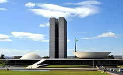 National Congress of Brazil, the national legislature and the only in bicameral format.