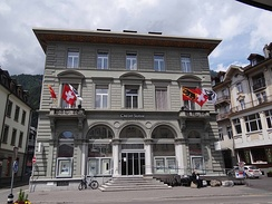 Banking secrecy in Switzerland is federally protected by the Banking Law of 1934.