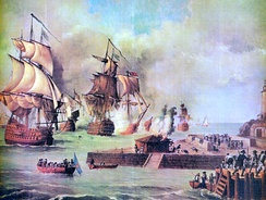 Battle of Cartagena de Indias, 1741