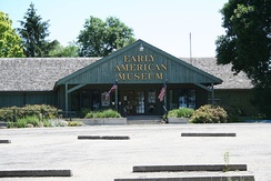The Early American Museum at Lake of the Woods forest preserve.[6]
