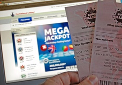EuroMillions tickets.