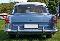 Ford Zephyr 206E tail.jpg