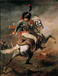The Charging Chasseur, 1812