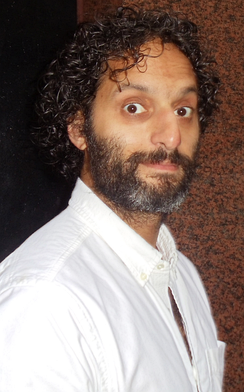 Jason Mantzoukas in 2015