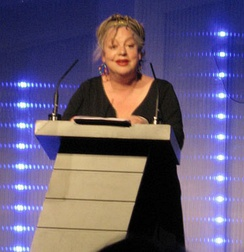 Brand at the BBC Magazines Awards for Excellence, 2007